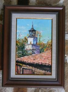 Елена - Часовникова кула
